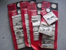 Lot of 22 Packs Vintage RC Parts Goodies More Craft SE Eyelets on Dealer Cards