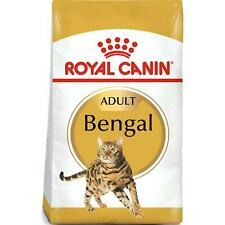 Royal Canin Bengal Cat Food - Y-Shaped Kibble - Highly Digestible Protein - 400g