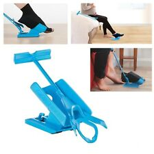 Sock Slider Aid Helper Kit Helps Put Socks On Off No Bending Shoe Horn Best Tool
