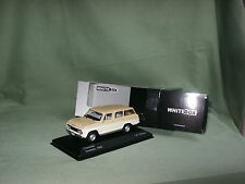 CHEVROLET VERANEIO 1965 EDITION LIMITEE 1000 PIECES DE WHITEBOX 1/43