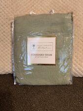 "Historic King Charleston Collection Standard Pillow Sham 20""x26"" Sage"