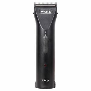 Wahl Arco Dog Grooming Clippers Black Cordless Animal Clipper Trimmer