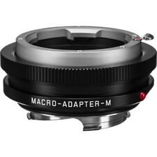 Genuine Leica M Macro Adapter #14652