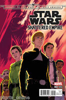 JOURNEY STAR WARS FORCE AWAKENS SHATTERED EMPIRE #2 KRIS ANKA 1:25 Variant Cover