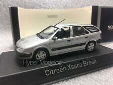 NOREV 1/43 Citroen Xsara Break 1998 Silver Art.154306