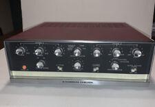 Stromberg Carlson Stereo tube amplifier Asr-433 works