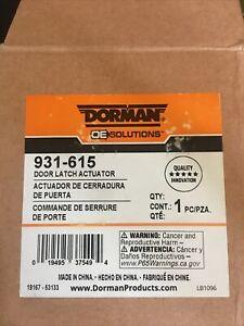 Dorman 931-615 Integrated Door Lock Actuator 07-13 Dodge Jeep Liberty Nitro #52