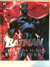 Batman: The World of the Dark Knight by Daniel Wallace Hardcover Book