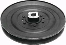 """SCAG COMMERCIAL LAWN MOWER 5/8"""" ID X 7-1/2"""" OD INPUT SHAFT PULLEY REPLACES 48197"""
