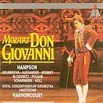 Mozart: Don Giovanni (Opera CD, Feb-1990, 3 Discs, Teldec (USA)