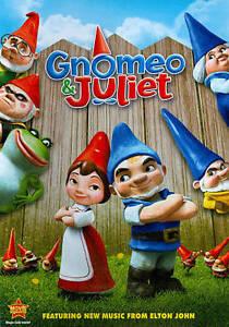 Gnomeo and Juliet DVD Kelly Asbury(DIR) 2010