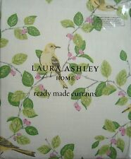Laura Ashley Floral Ready Made Curtains & Pelmets