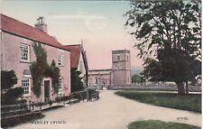 The Church & Post Office, WENSLEY, Wensleydale, Yorkshire - Phoenix Series
