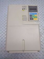 CIMR-E7Z4018 OMRON INVERTER DRIVE, 30KW, 39A, , 3-PHASE