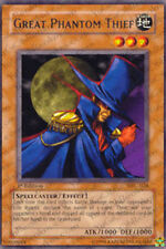 3x Great Phantom Thief - MFC-024 - Rare - 1st Edition MFC - Magician's Force YuG