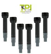 For Chrysler Dodge For VW Set of 6 Direct Ignition Coils TPI Trueparts CLS1161