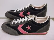 """CONVERSE One Star.. Suede..""""Run Like Hell"""" Shoes...Size WO's 10.5  Mens 9"""