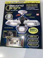 Beyond Bright 3500 Lumen Led Flush Mount Garage Light
