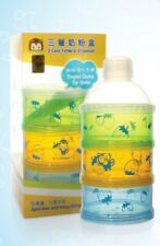 71% OFF! YO YO MONKEY BABY BOY'S 3-CASE FORMULA DISPENSER BRAND NEW IN BOX ¥ 34