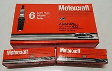 New Motorcraft Spark Plug SET OF 8 AGSF32C SP447 Fits