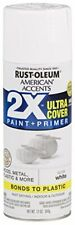 Rust-Oleum 327874-6 PK American Accents Spray Paint, Gloss White