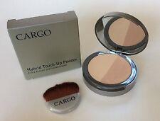 CARGO Hybrid Touch-Up Powder ~ 2 in 1 Bronzer & Pressed Powder ~ .31 oz ~ Boxed!