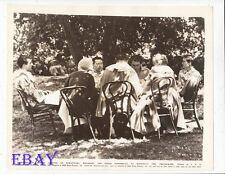 Cary Grant Director George Cukor Katharine Hepburn VINTAGE Photo Sylvia Scarlet