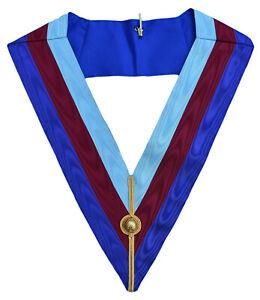 Royal Arch Grand Rank Freemasons Masonic Collar