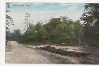 Hardcastle Crags Vintage Postcard  264a