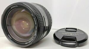 [Excellent] Minolta AF Wide Zoom 24-85mm f/3.5-4.5 for Minota Sony A from Japan