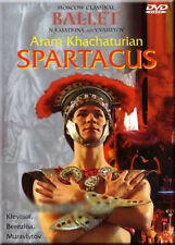Spartacus Khachaturian Moscow Classical Ballet Vasiliev