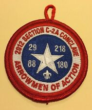 2012 Section C-2a Conclave Conference Lodge 218 Host