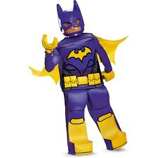 Lego Batgirl The Batman Movie Girls Size Large 10-12 Ages 10+