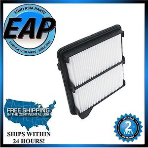 For 2006-2011 Honda Civic Hybrid 1.3L LDA2 Eng Air Filter NEW