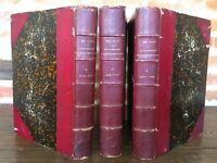 DICTIONNAIRE RAISONNE D'ARCHITECTURE Ernest BOSC 4/4 cplt Firmin-DIDOT 1877