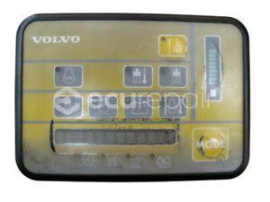 Volvo EC45 EC35 Puma control panel Repair Service
