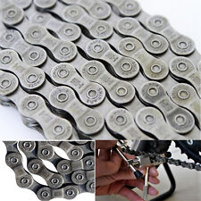NEW 9-Speed 116 Links Bike Bicycle Chain Bicycle Chains for SHIMANO Deore LX 105