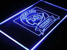 J752R Kansas City KC Chiefs For Display Decor Light Sign