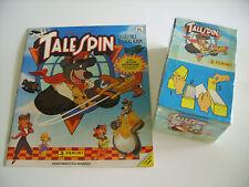 Panini: Käpt´n Balu / Tale Spin, 100-Tüten Display + Leeralbum von 1991 !!!