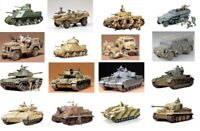 Tamiya Military Vehicles 1:35 Scale Choice of kits for wargames, Dioramas