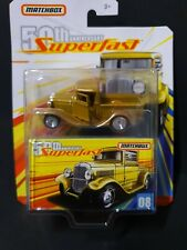 Matchbox '32 Ford Pickup [50th Anniversary Superfast ] 2019 - New/Sealed