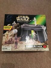 Star Wars Endor Attack The Power Of The Force Play Set (Rare) Kenner 1997
