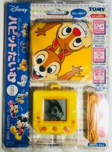 VINTAGE - NEW SUPER RARE! Tomy - Disney Chip and Dale - Tamagotchi - LSI game