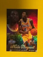 1997-98 Flair Showcase KOBE BRYANT ROW 2  LAKERS