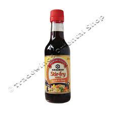 Kikkoman Sukiyaki stir-fry Salsa
