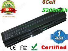 Battery For Toshiba SATELLITE A210 L455D L450D L500D PA3534U-1BRS A300D LAPTOP