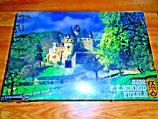 FX Schmid Jigsaw Puzzle Vintage 3332 Pieces - Burresheim Castle No.98710