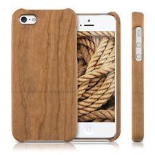 Étuis, housses et coques iPhone 5s en bois, bambou pour téléphone mobile et assistant personnel (PDA) Apple