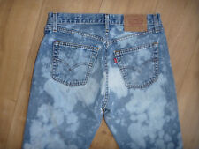 Domestos Levi`s 517 Jeans 30/34 Bleachers Skinhead Punk Oi gay Punk Skin Hose