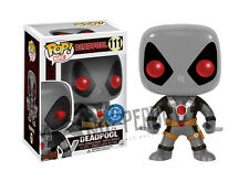 DEADPOOL FUNKO POP TWO 2  SWORDS X-FORCE COSTUME POP MARVEL FIGURE EXCLUSIVE